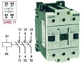 STYCZNIK BF 5000 75A 230V 50Hz+G48011
