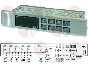 CONTROLLER XB570L 230V NTC/PTC
