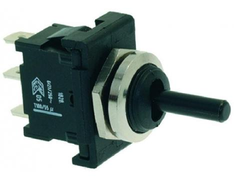 2 SPEED LEVER GEAR 6A 250V