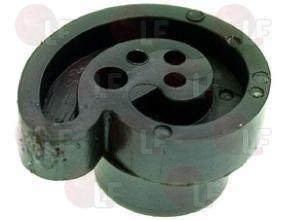 PLASTIC ECCENTRIC SIRMAN o 38 mm