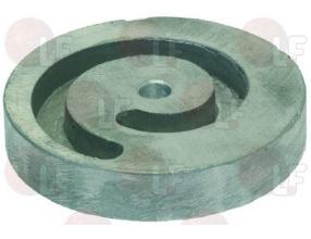 ALUMINUM ECCENTRIC OBERWERK o 75 mm