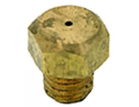 NOZZLE M5x1 HOLE o 0.75 mm