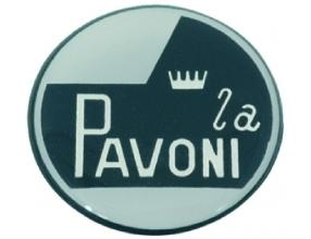 PAVONI LOGO STICKER