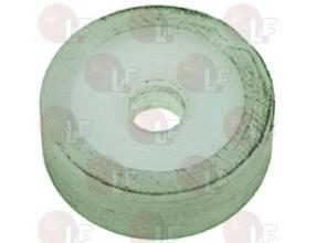 NYLON CARRIAGE WHEEL o 25-6x9 mm