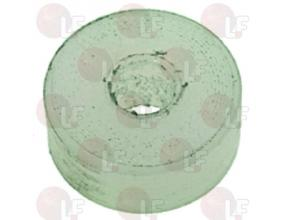 NYLON CARRIAGE WHEEL o 18-6x8 mm