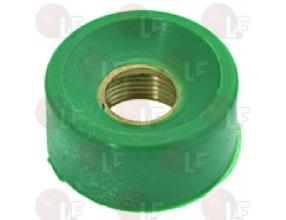 GREEN RING NUT FOR MICROSWITCH o 20 mm
