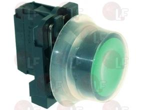 GREEN START PUSH-BUTTON 10A 400V