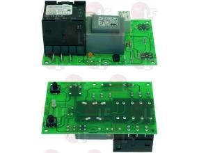 ELECTRON.CONTROL CIRCUIT BOARD 130x90 mm