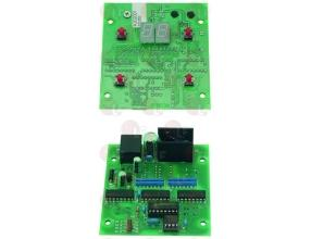 ELECTRON.CONTROL CIRCUIT BOARD 70x80 mm