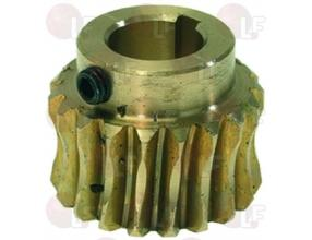 BRONZE GEAR o 34 mm