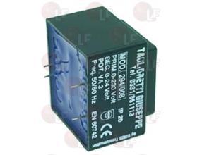 TRANSFORMATOR 0-230V/0-24V 3.2VA