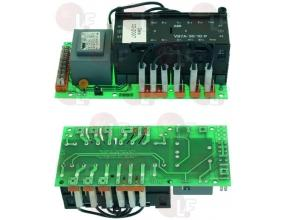 LOW VOLT. CIRC.BOARD 230/380V 147x70 mm