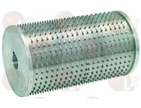 STAINLESS STEEL GRATER ROLLER AMB