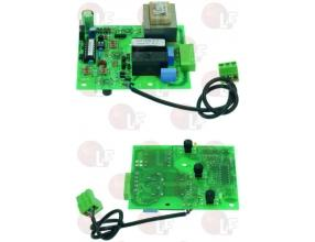 CONTR.CIRCUIT BOARD KIT 1 SPEED 90x80 mm