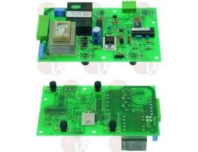 CONTROL CIRCUIT BOARD 2 SPEEDS 130x80 mm