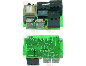 2-SPEED CIRCUIT BOARD set 400V 3HP