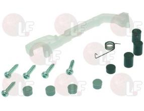 CONTROL SHAFT KIT WITH SPRING