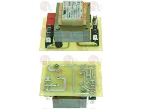 ELECTR.CIRC.BOARD 230-400V/24V 70x90 mm