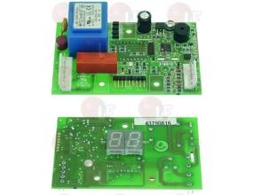 ELECTRON.CONTROL CIRCUIT BOARD 103x54 mm