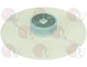 VEGETABLE CHOPPER EJECTOR DISC
