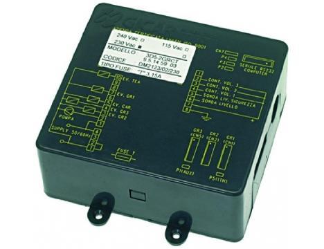 DOSER CONTROL BOX 2 GROUPS 230V