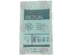 SCALE REMOVER URNEX DEZCAL 28 g