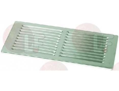 S/STEEL CUP SUPPORT GRID 274x123 mm