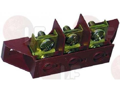 3-POLES TERMINAL BLOCK FV110 40A 450V
