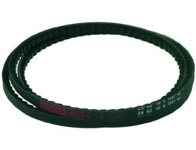 BELT ZX 62 TOOTHED 10x1597 mm