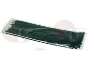 BLACK CLAMP 9x262 mm - 100 PCS