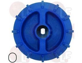 BLUE TAP KNOB o 82 mm