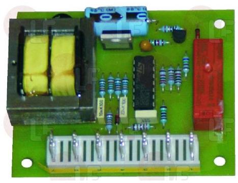 CONTROL BOARD FOR BOILER WATER LEVEL