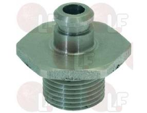 COUPLING FOR RINSE CONVEYOR ARM