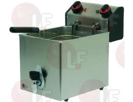 ELECTRIC FRYER 8 L 3000W 230V