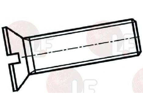 FLATHEAD SCREW M4x30 mm 200 PCS