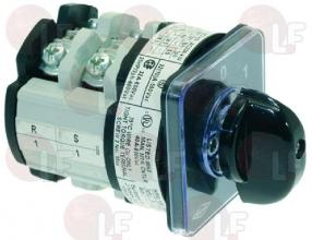 SELECTOR SWITCH 0-2 POSITIONS 32A 600V