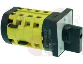 SELECTOR SWITCH 0-2 POSITIONS 25A 690V