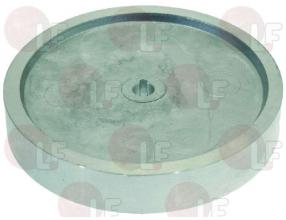 LARGE PULLEY o 204 mm