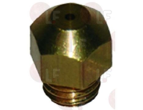 LPG BRUNER NOZZLE M8X1 o 1.35 mm