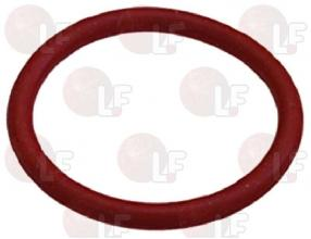 OR-GASKET 04137 RED SILICONE