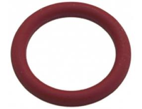 O-RING 04081 RED SILICONE