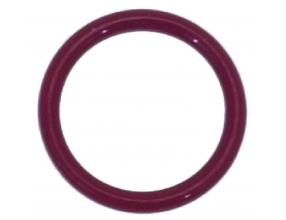 O-RING 02050 RED SILICONE