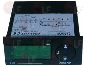 TERMOSTAT -99° +690°C - GR32-4100-C9