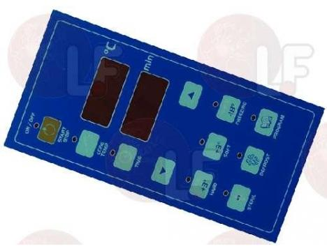 VERTICAL CONTROL PANEL ADHESIVE PLATE