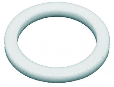 FLAT TEFLON GASKET o 24x18x2 mm