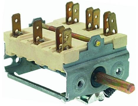 ROTARY SWITCH 0-1 POSITIONS