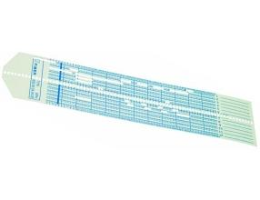 K12 TRACK PUNCHED CARD