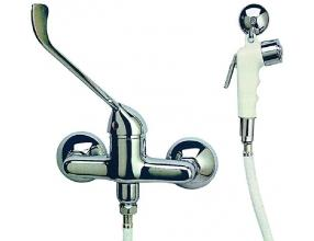 WALL MOUNTED SINGLE-LEVER MIXER