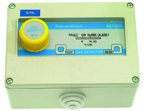 LPG SIGNALER MOD.SE126K-G