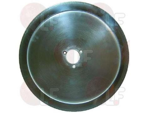STAINLESS STEEL BLADE 330-40-3-280